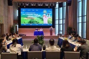 Khởi tranh Giải FLC Hanoi junior golf tour 2020