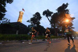 VPBank Hanoi Marathon ASEAN 2020 truyền đi thông điệp 'Việt Nam – điểm đến an toàn'