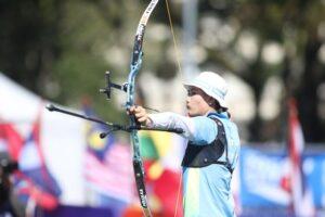 Hà Nội tạm dẫn đầu tại giải Bắn cung trẻ toàn quốc năm 2020