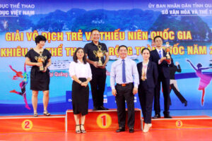 Đội Sở VHTT Hà Nội độc chiếm ngôi đầu giải Khiêu vũ vô địch trẻ, thiếu niên quốc gia 2020