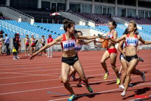 Ngày thi đấu thứ 4 – Giải Điền kinh vô địch Quốc gia 2020: Đoàn Hà Nội giành 3 HCV