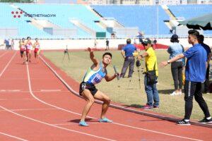 Hà Nội dẫn đầu ở Giải vô địch điền kinh quốc gia 2020