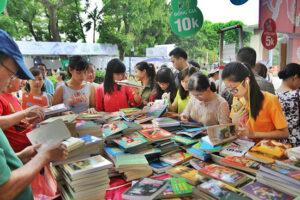 Hà Nội tiếp tục phát triển văn hóa đọc trong cộng đồng