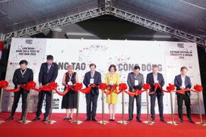 Liên hoan Sáng tạo và Thiết kế Việt Nam 2020 góp phần hiện thực hóa Đề án 'Hà Nội – Thành phố Sáng tạo'