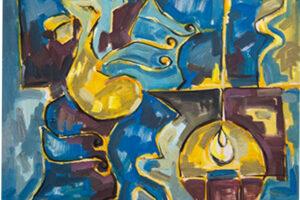 """96 tác phẩm """"Hội họa Truyện Kiều"""" sẽ được triển lãm tại Hà Nội"""