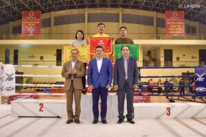 Nữ Hà Nội dẫn đầu giải vô địch Boxing nữ toàn quốc năm 2020