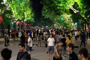 Hà Nội chính thức mở rộng không gian đi bộ khu phố cổ từ ngày 01/01/2021