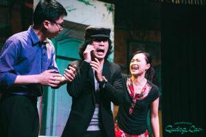Sân khấu Quảng Lạc – Điểm đến mới cho khán giả yêu Kịch Hà Nội