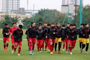 Hà Nội có 9 cầu thủ nằm trong danh sách tập trung Đội tuyển Nữ Quốc gia 2021