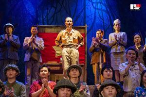 """Công diễn vở kịch """"Đêm trắng"""" tại Nhà hát Lớn Hà Nội"""