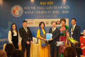 Thành lập Hội Thể thao giải trí TP Hà Nội