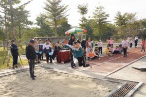 Sôi nổi giải Điền kinh học sinh phổ thông TP Hà Nội năm học 2020-2021