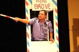 """Chùm hài kịch """"Chuyện tình lính đảo"""" & """"Sự trớ trêu"""" tại sân khấu Quảng Lạc"""