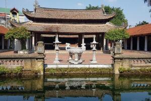 Kiến trúc nghệ thuật độc đáo của Đình Hạ Hiệp, Phúc Thọ, Hà Nội – Di tích quốc gia đặc biệt