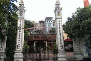 Hà Nội công nhận 6 đạo sắc phong tại đình Hoàng là tài liệu lưu trữ quý, hiếm