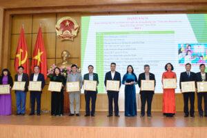 """Quận Ba Đình có gần 95% hộ gia đình đạt """"Gia đình văn hoá"""" năm 2020"""