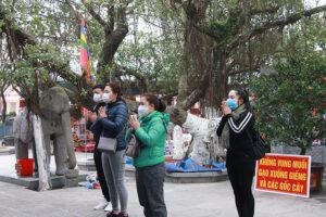 Bộ VHTTDL: Yêu cầu tạm ngừng tổ chức lễ hội trong trường hợp dịch bệnh bùng phát