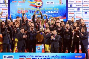 Hà Nội FC giành Siêu cúp Quốc gia 2020