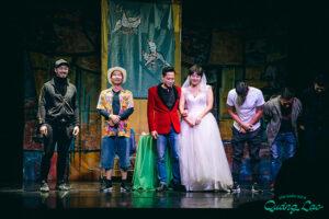 Kịch Hà Nội giới thiệu chùm hài kịch mới tại sân khấu Quảng Lạc