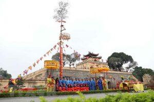 Nhiều hoạt động trong chương trình mừng Đảng, mừng Xuân Tân Sửu 2021 tại Hoàng thành Thăng Long