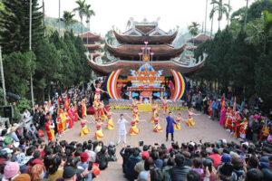 Không tổ chức Lễ khai hội chùa Hương Xuân Tân Sửu 2021