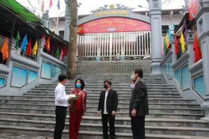 Tiếp tục kiểm tra công tác phòng chống dịch tại di tích Chùa Hương trước ngày mở cửa trở lại