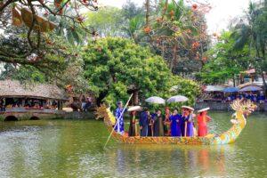 Không tổ chức Lễ hội chùa Thầy năm 2021