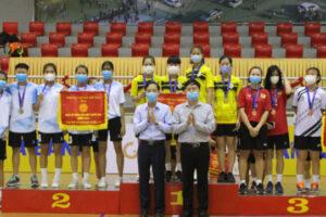 Giành 11 huy chương, đoàn Hà Nội đứng Nhất giải Vô địch Cầu mây quốc gia năm 2021