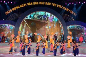 """Nhiều hoạt động hấp dẫn chào mừng """"Ngày Văn hóa các dân tộc Việt Nam"""""""