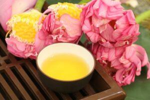 Nghệ thuật ướp trà sen – nét đẹp văn hóa của người Hà Nội