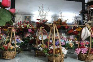 Độc đáo hoa khô Viêt Nam