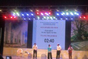 """Tổ chức Hội thi """"Tổ trưởng dân phố thân thiện"""" thành phố Hà Nội lần thứ II năm 2021"""
