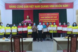 Hà Nội đạt thành tích cao tại giải thi Kéo co toàn quốc