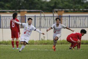 Giải bóng đá Nữ Cúp Quốc gia 2021: Hà Nội I Watabe giành vé vào chung kết