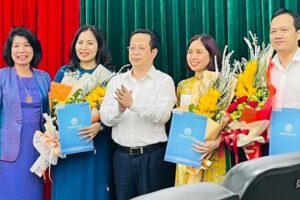 Sở Văn hóa và Thể thao Hà Nộixây dựng đội ngũ cán bộ trong sạch, vững mạnh