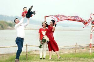 Hạnh phúc, no ấm, tiến bộ của mỗi gia đình góp phần tạo nên một xã hội hạnh phúc