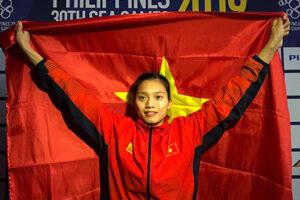 Võ sĩ Hà Nội Nguyễn Thị Tâm: Hoàn thành mục tiêu giành vé dự Olympic