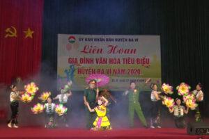 Ba Vì: Tập trung cho công tác tuyên truyền kỷ niệm 20 năm Ngày Gia đình Việt Nam