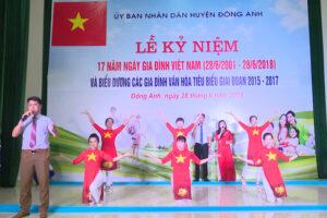"""Đông Anh: Đa dạng các hình thức tuyên truyền kỷ niệm 20 năm Ngày Gia đình Việt Nam và """"Tháng hành động quốc gia về phòng, chống bạo lực gia đình"""""""