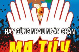 Hà Nội đẩy mạnh trang trí, tuyên truyền phòng, chống ma túy