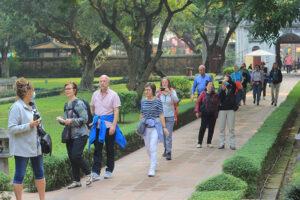 Bảo tồn và phát huy các giá trị văn hoá gắn với phát triển du lịch trong quá trình hội nhập quốc tế
