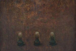 """""""Ôm khoanh trời cũ"""" – Triển lãm tranh của một trong những hoạ sĩ sơn mài xuất sắc của Hà Nội"""