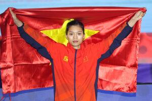 Võ sĩ Hà Nội Nguyễn Thị Tâm chính thức giành vé dự Olympic Tokyo 2020