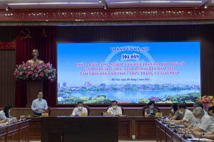 Nhận diện rõ tiềm năng, thế mạnh của ngành, địa phương trong phát triển công nghiệp văn hóa Thủ đô
