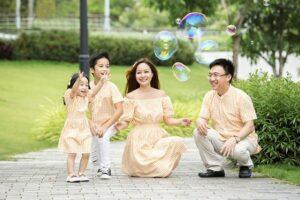 Nhiều gia đình văn hóa cộng lại sẽ tạo thành một xã hội văn hóa