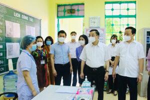 Hà Nội ban hành Công điện số 14 về việc quyết tâm triển khai các biện pháp phòng, chống dịch COVID-19