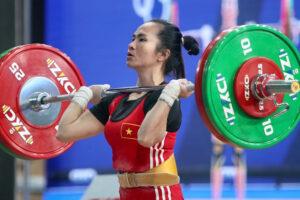VĐV Hà Nội Vương Thị Huyền lỡ hẹn Olympic 2020