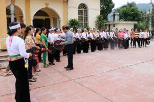 Huyện Quốc Oai bảo tồn và phát huy bản sắc văn hóa Mường