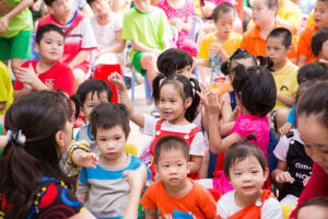 Tạo lập môi trường sống an toàn, lành mạnh và thân thiện cho trẻ em