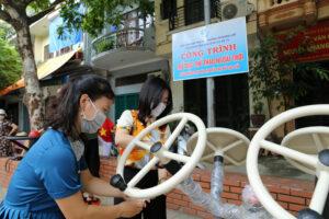 Khánh thành công trình Thể dục thể thao ngoài trời phường Phương Liệt